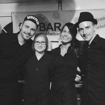 Das Bar-Team